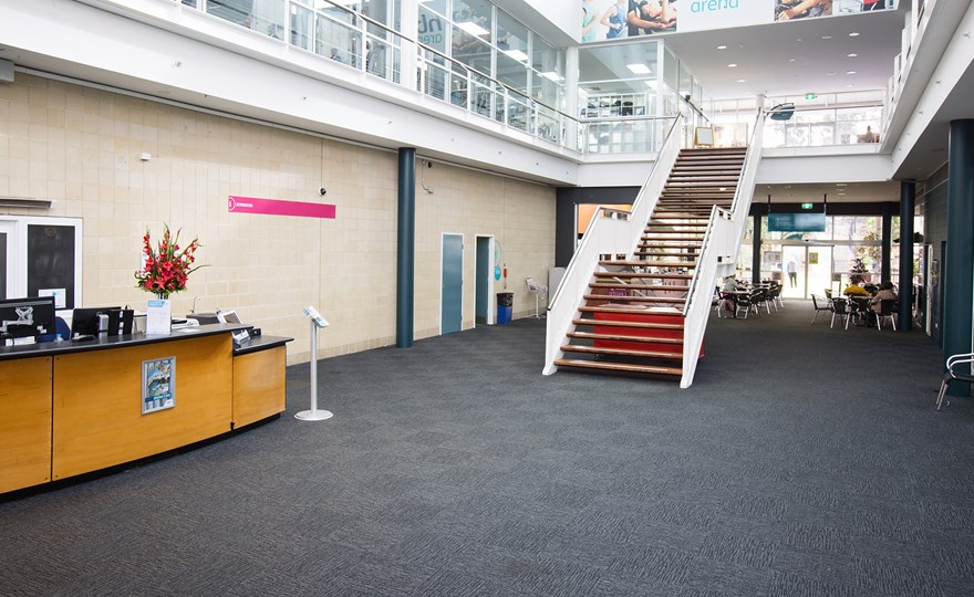 Reception and Foyer at HBF Arena Joondalup.jpg