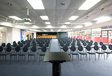 Premiers Suite at HBF Arena