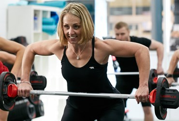 Sarah - Group Fitness Instructor at HBF Arena