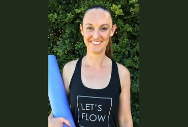 Renee - Group Fitness Instructor at HBF Arena