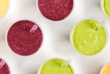 Sample smoothies